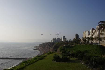 Vue de Miraflores