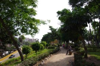 Barranco, le Montmartre de Lima