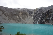 Le Laguna 69 à 4600 m