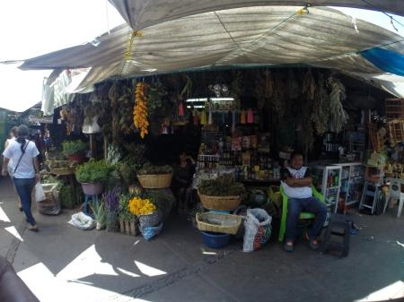 La boutique El Herbolario (nos sauveurs !)