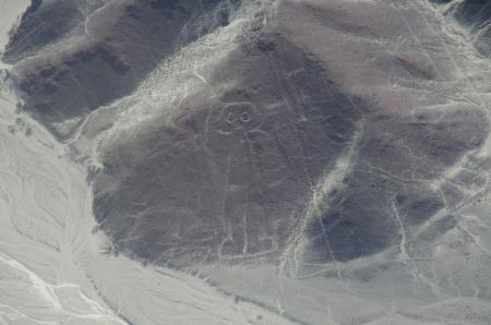 « L'astronaute » sur sa montagne !