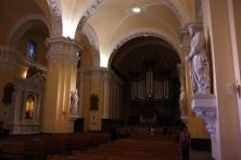 L'orgue, immense mais pas accordé pendant plus d'un siècle !