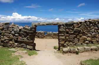Les ruines incas